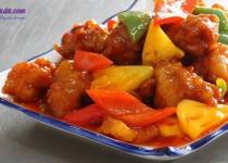 Cách nấu sườn chua ngọt ngon cơm