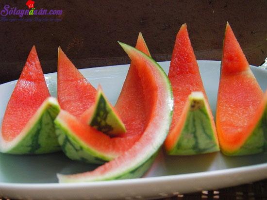 Cách trị nhiệt miệng bằng những thực phẩm từ thiên nhiên 6