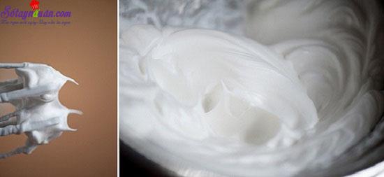 cách làm bánh Macaron 4