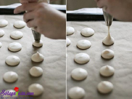 cách làm bánh Macaron 7