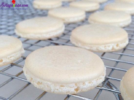 cách làm bánh Macaron 8