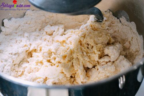 cách làm bánh bơ sữa 1
