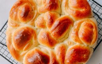 , cách làm bánh bơ sữa 8