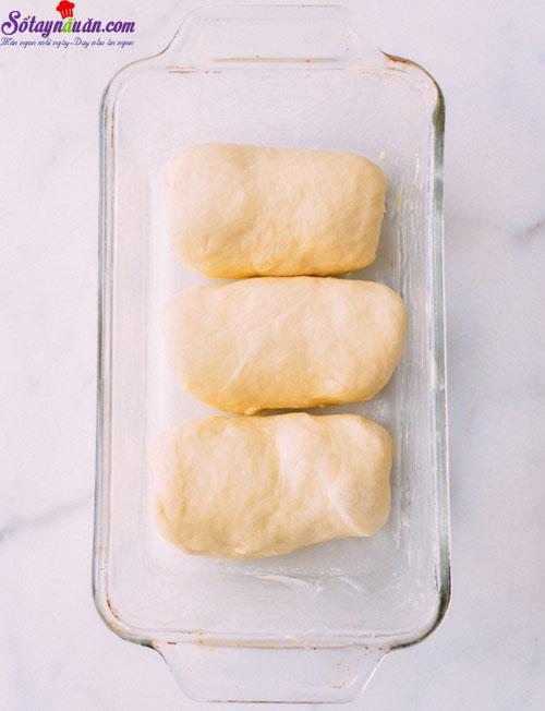 cách làm bánh bơ sữa  3