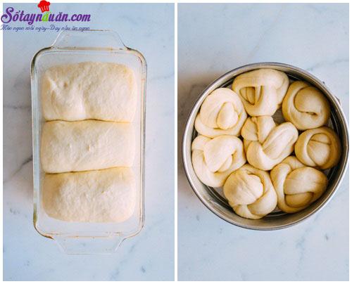 cách làm bánh bơ sữa  5