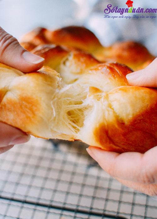 cách làm bánh bơ sữa  9