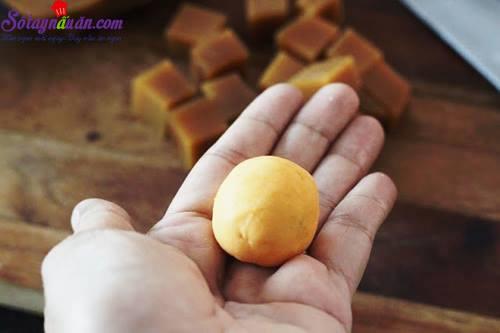 Cách làm bánh khoai lang viên chiên mê ngay lần đầu thử 2