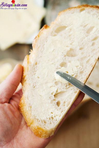 cách làm bánh mì kẹp cá ngừ  5