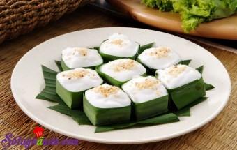 Nấu ăn món ngon mỗi ngày với Nước cốt dừa, Tako Haew - món ăn vặt siêu ngon của Thái