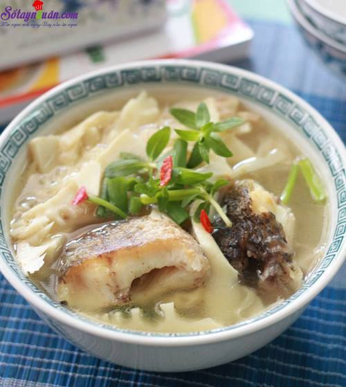 Cách làm canh cá nấu măng thơm ngon đúng điệu 5.3