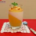 thạch sữa dừa, cách làm panna cotta xoài thơm ngon hấp dẫn 6