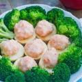 đồ ăn trung quốc, cách làm tôm hấp kiểu trung hoa 7