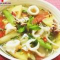 canh chua cá lóc, Cách nấu canh chua mực thanh mát bổ dưỡng ngày hè kết quả