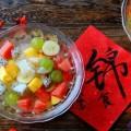 Cách làm hoa quả dầm cho ngày hè nóng bức, Chè trái cây mát lạnh đã ăn là mê mẩn 5