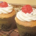 Hướng dẫn làm bánh cheesecake anh đào ngon mê ly, Công thức cho cupcake nhân kem chanh leo tuyệt ngon kết quả