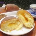 món ngon từ bột mì, Công thức làm bánh papparoti nhân kem trứng ngon tuyệt 7.1