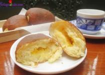 Công thức làm bánh papparoti nhân kem trứng ngon tuyệt