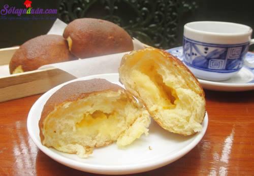 Công thức làm bánh papparoti nhân kem trứng ngon tuyệt 7.1