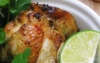 Nấu ăn món ngon mỗi ngày với Rau mùi, Gà rán chua ngọt mang hương vị cực hay 8