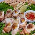 thịt nướng, Hướng dẫn làm món nghêu nướng ốc luộc thơm ngon hấp dẫn 6