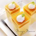 bơ, Cách làm mousse xoài 6