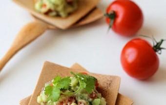 Nấu ăn món ngon mỗi ngày với Hạt tiêu, cách làm salad bơ từ Mexico 6