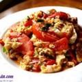 các món từ trứng cút, Cách làm trứng chưng cà chua đơn giản mà lại ngon 6