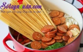 Nấu ăn món ngon mỗi ngày với Húng quế, Bí kíp nấu mì ý siêu tốc cho ngày bận rộn