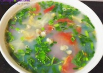 Bí quyết cho món canh hến nấu chua hấp dẫn hơn