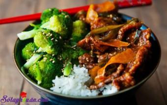 Nấu ăn món ngon mỗi ngày với Thịt bò, bò xào cam 10