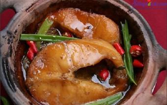 Nấu ăn món ngon mỗi ngày với Thịt ba chỉ, Công thức cho món cá kho thịt ngon hết ý 3