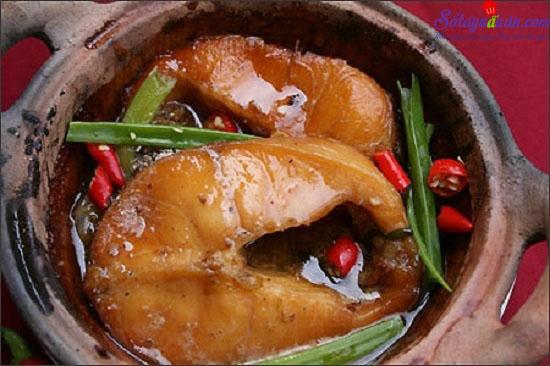Công thức cho món cá kho thịt ngon hết ý 3