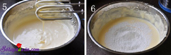 cách làm bánh chanh 5
