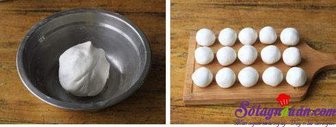 Cách làm bánh nếp tẩm đường xiên giòn ngon khó cưỡng 1