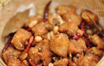 chế biến món ăn, cách làm món gà chiên giòn ướp bia 9