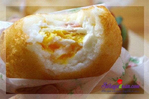 Công thức cho khoai tây bọc trứng béo ngậy thơm ngon kết quả