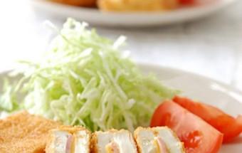 Nấu ăn món ngon mỗi ngày với Phô mai, Hướng dẫn làm đậu phụ kẹp phô mai chiên xù ngon mê mẩn kết quả