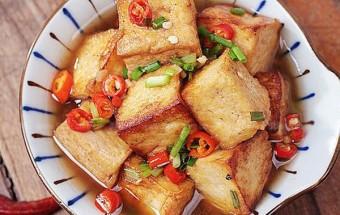 Nấu ăn món ngon mỗi ngày với Ớt, Hướng dẫn món đậu phụ kho coca lạ mà ngon kết quả