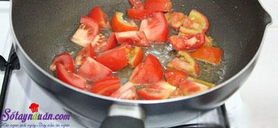 Nấm nhồi thịt sốt cà 6