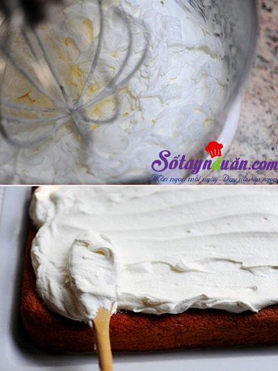 Cách làm bánh bông lan sữa mềm ngon ngây ngất 10