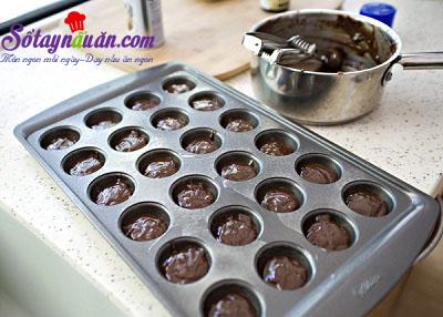 Cách làm bánh brownie cực ngon và xinh xắn 5