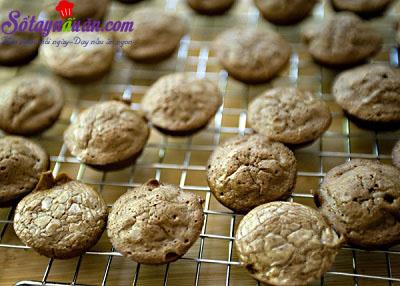 Cách làm bánh brownie cực ngon và xinh xắn 6
