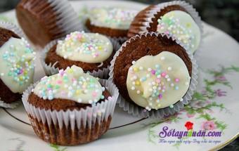 Nấu ăn món ngon mỗi ngày với bơ lạt, Cách làm bánh brownie cực ngon và xinh xắn kết quả