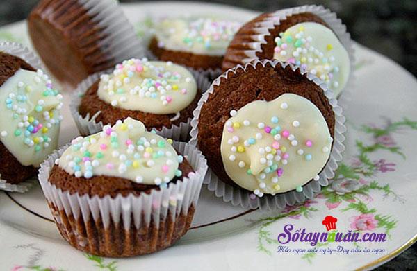 Cách làm bánh brownie cực ngon và xinh xắn kết quả