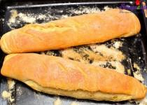 Hướng dẫn làm bánh mì que nước Pháp