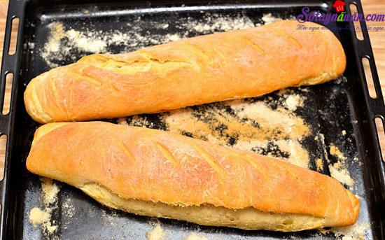 cách làm bánh mì nước pháp  19
