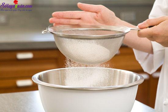 cách làm bánh mì nước pháp 1