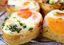 Cách làm bánh trứng – món ăn yêu thích nhất ở Hàn quốc