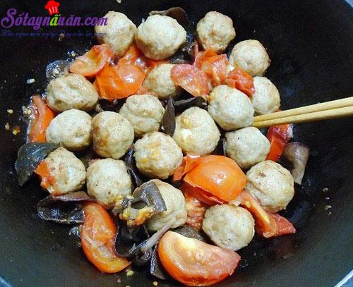 Cách làm chả cá viên trứng cút ngon đậm đà đưa cơm 10