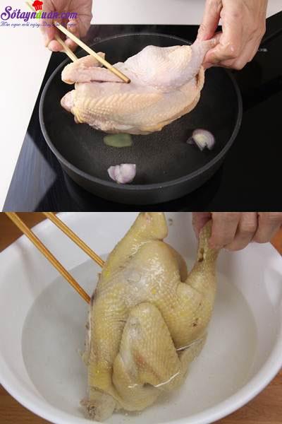 cách làm gà tứ xuyên 3